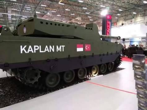 Kaplan MT 2