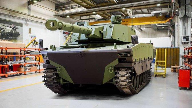 Kerjasama Pembangunan Tank Medium Turki – Indonesia