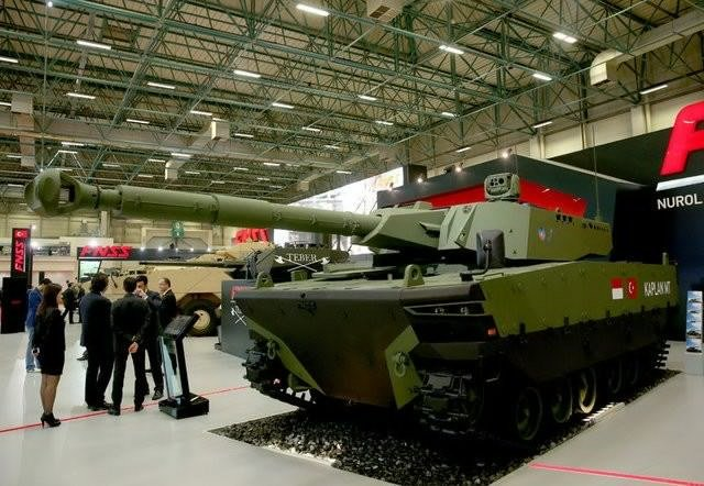 Prototipe Medium Tank Pindad – FNSS Tiba 23 September