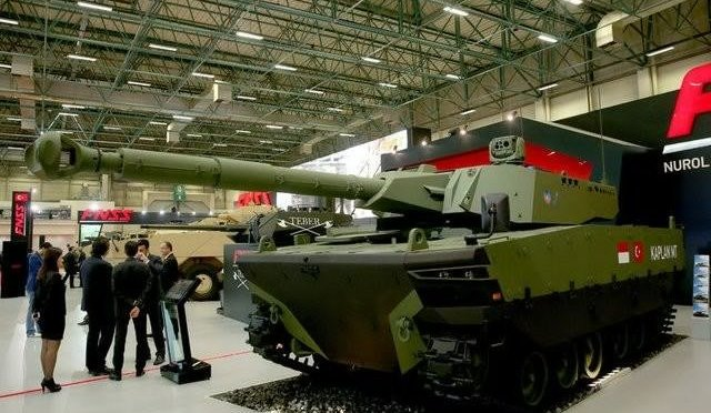 Prototipe Medium Tank Pindad – FNSS Tiba 23 September