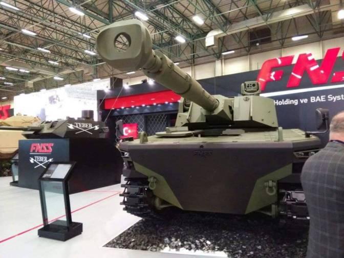 Kaplan MT, Medium Tank FNSS-Pindad (foto)