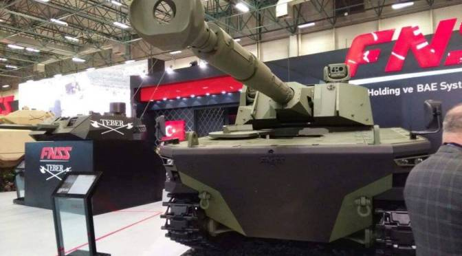 PT Pindad Segera Pasarkan Tank Medium Tahun