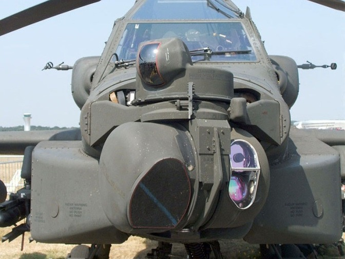M-TADS/PNVS untuk Helikopter Apache Indonesia