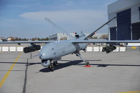 MALE UAV ANKA TAI [Aviation Analysis Wing]