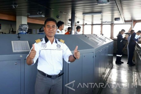 Muhammad Munip, Nahkoda Kapal Perang Ekspor Kedua Filipina (Antara Jatim)