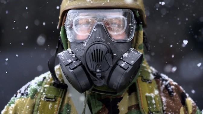 Amerika Serikat Tuding Suriah Siapkan Serangan Kimia