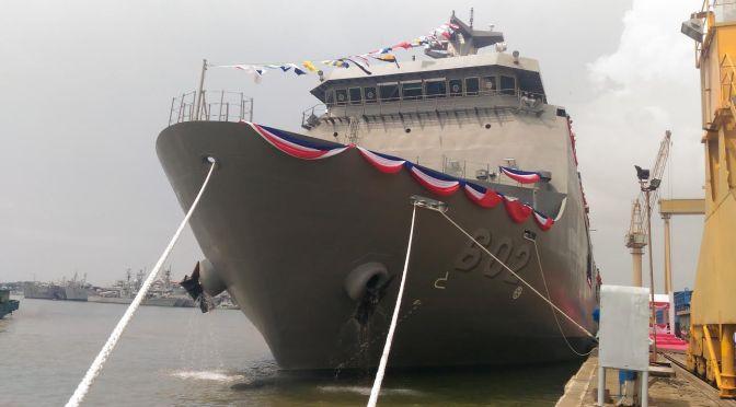 PT PAL Lepas SSV ke-2 Pesanan Filipina