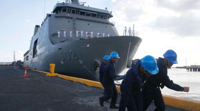 Filipina Butuh Kapal Rumah Sakit