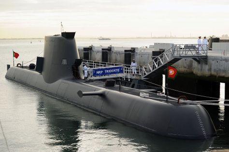 Type 214 NRP Tridente Portugal (Wiki)