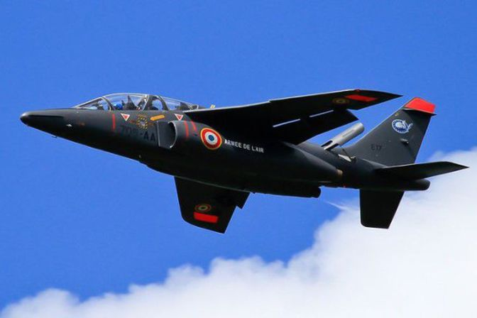 Jenderal Perancis Pakai Jet Tempur untuk Keperluan Pribadi