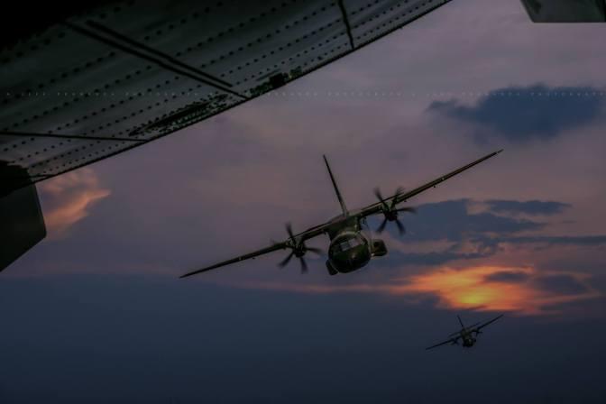 Airbus Paparkan Kemajuan C295 yang Dilengkapi dengan Senjata