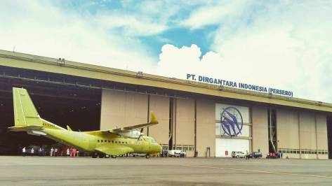 CN-235 pesanan AU Thailand (teguh irmawan)
