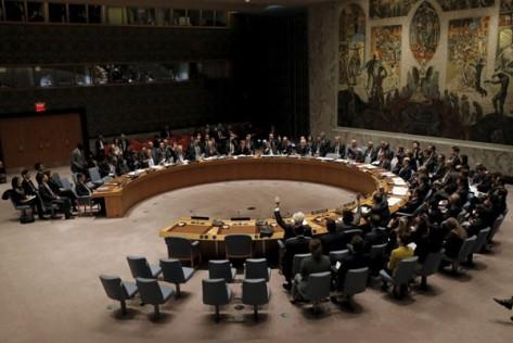 Dewan Keamanan PBB (REUTERS)
