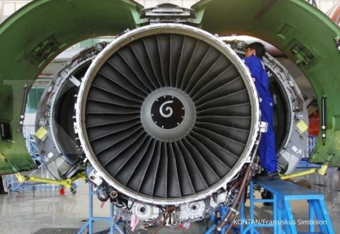 GMF AeroAsia Perkuat Diplomasi dengan Kawasan Afrika