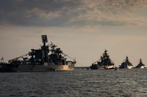 Iran - China Gelar Latihan Militer di Selat Hormutz. (Istimewa)