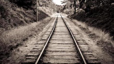 Jalur Rel Kereta Api (Istimewa)