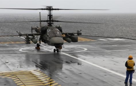 Ka-52K Katran (Pinterest)