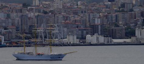 KRI Bima Suci 'Sea Trial' (Farodevigo)