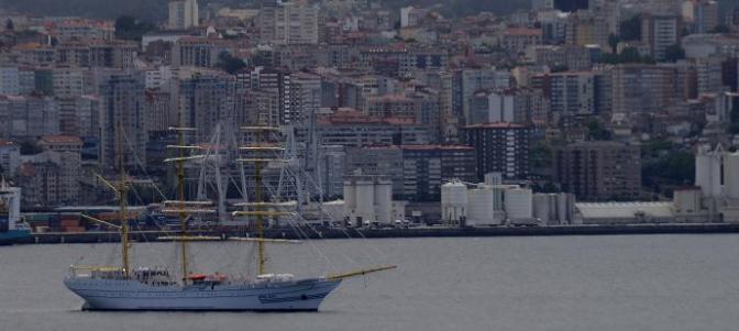 KLL Bima Suci Jalani 'Sea Trial'