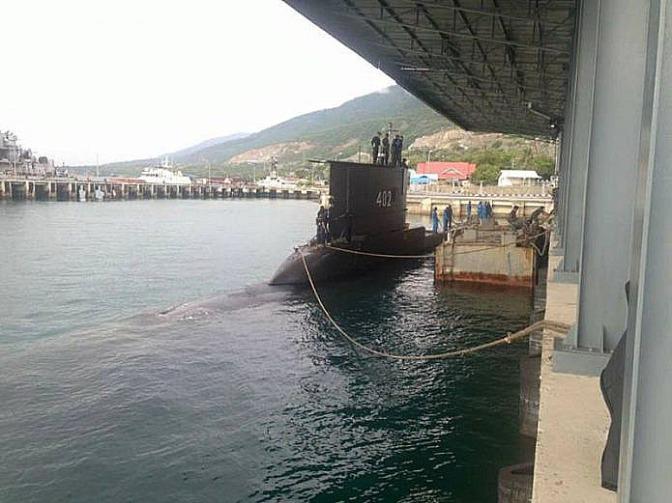 TNI Bangun Dermaga Kapal Selam di Berbagai Tempat