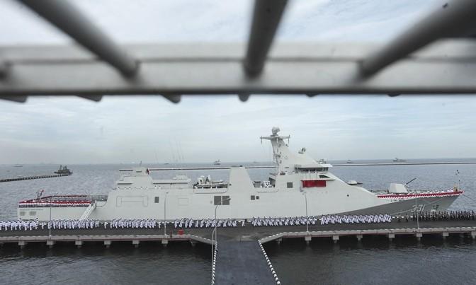 Tim Training Need Analysis Akan Berikan Pelatihan kepada Calon Pengawak Kapal Perang 'SIGMA'