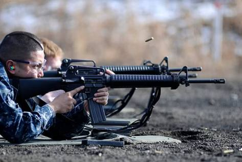 M16 Rifle (Istimewa)