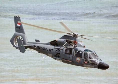 Panther TNI AL (Letkol Laut (P) Dickry Rizanny N., MMDS)