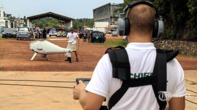 Pemerintah Diminta Peduli dengan Teknologi Drone