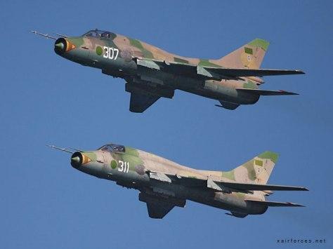 Su-22 Libya (xairforces)