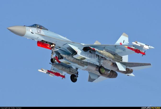 Ryamizard Akan Berusaha Datangkan 10 Lebih Pesawat Tempur Sukhoi