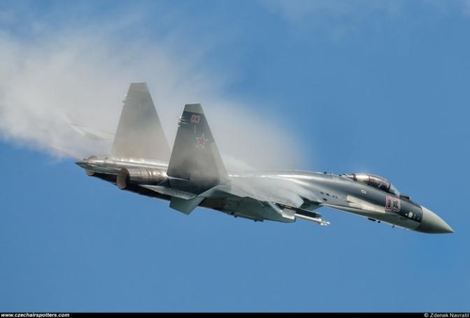 UEA Membeli Beberapa Lusin Jet Tempur Su-35
