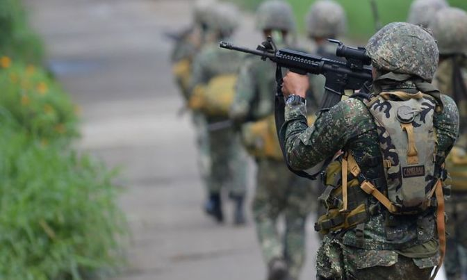 Gempur ISIS di Filipina, Indonesia Bersekutu dengan Lima Negara Kawasan