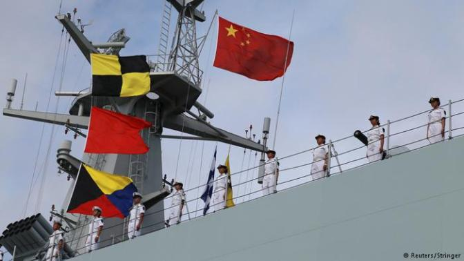 Cina Kirim Pasukan ke Pangkalan Militer Luar Negeri