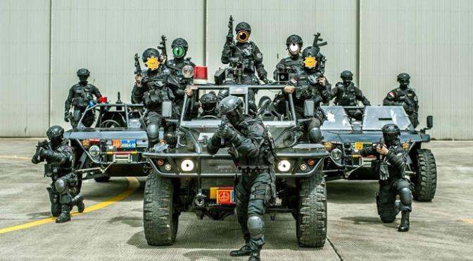 Mengenal Koopssusgab, Pasukan Gabungan Antiteror TNI