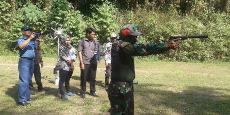 Dislitbangal Uji Coba Gun Fire Lokator di Yogyakarta (TNI AL) 1