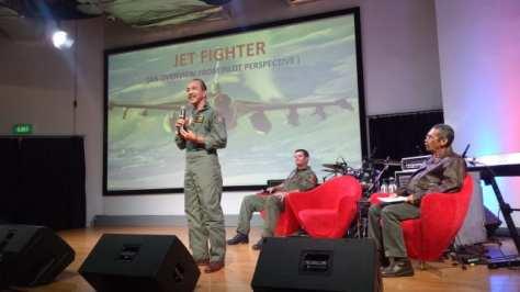 Eris Heriyanto, Pilot Pesawat Tempur F-16 Indonesia Pertama. (Kumparan)