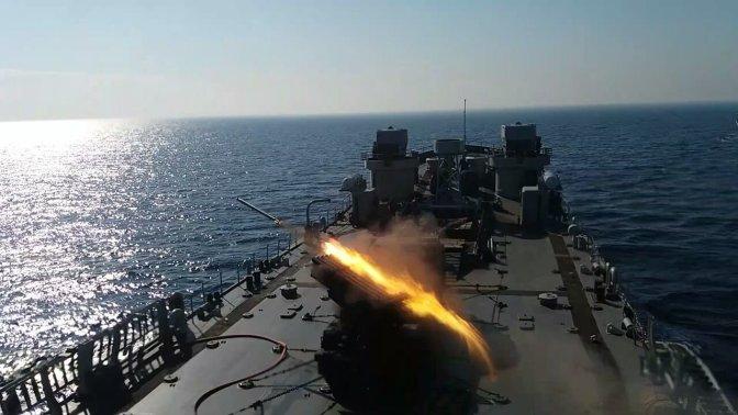 Angkatan Laut 'Pamer' Alutsista Baru di HUT TNI ke-72
