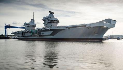 HMS Queen Elizabeth (Tempo)