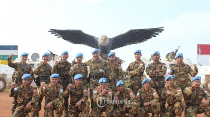 Kenaikan Anggaran Pertahanan Untuk Sewa Satelit dan Pasukan Perdamaian