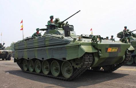 Marder 1A3 TNI AD (TNI AD)