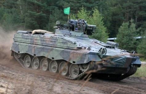Marder 1A3B (TNI AD)