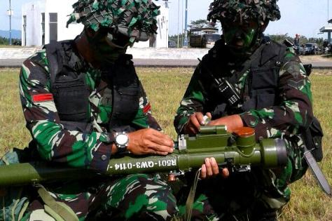 Rudal QW3 (TNI AU)