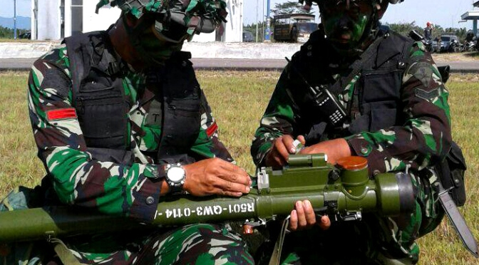 Ada Kemungkinan Indonesia Pakai Alutsista dari Tiongkok