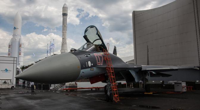 Rusia Tak Sabar Barter 11 Unit Sukhoi Su-35 dengan Indonesia