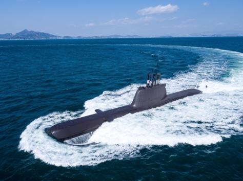 U-214 Korea Selatan (Yonhap)