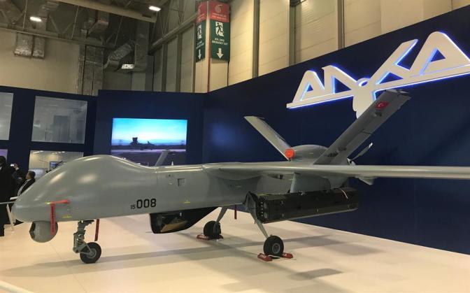 PT DI Gandeng TAI untuk Membangun UAV