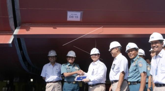 PT PAL Percepat Pengerjaan Kapal Pesanan TNI AL