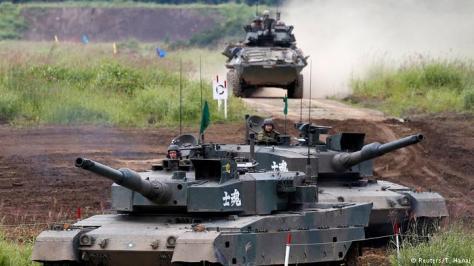 Japan Eniwa Northern Viper 17 Übung USA Japan (Reuters-T. Hanai) 4