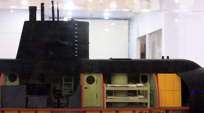 BPPT Target Miliki Prototipe Kapal Selam Mini pada 2025