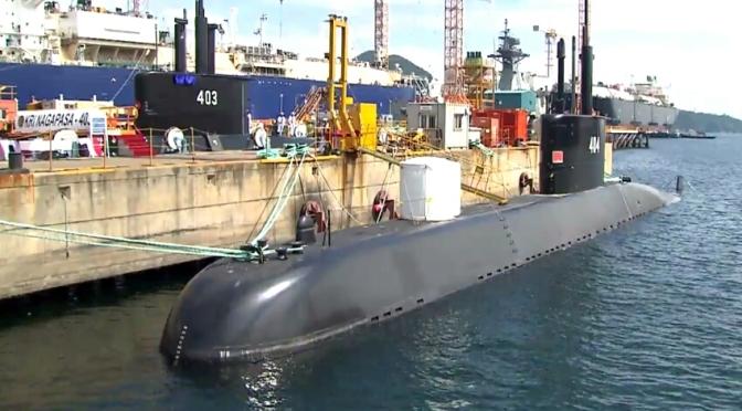 Indonesia Turunkan Target Kepemilikan Kapal Selam, Dari 12 menjadi 8 Unit